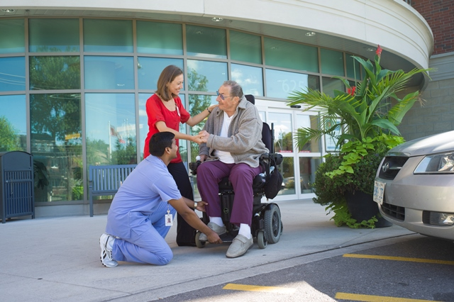 Rehab program gets patients home sooner