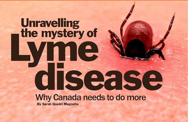 Unravelling the mystery of Lyme disease: Why Canada needs to do more